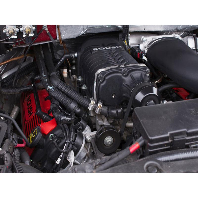 roush performance 2011 2013 5 0l ford f 150 supercharger. Black Bedroom Furniture Sets. Home Design Ideas