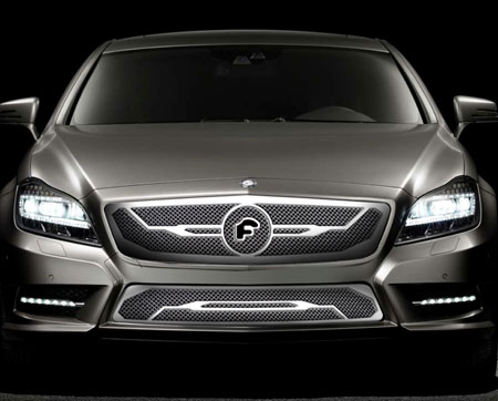 forgiato accessories mercedes benz cls grille californa