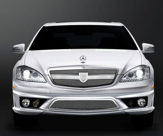 Asanti accessories 2007 2009 mercedes s550 verona for Mercedes benz s550 accessories