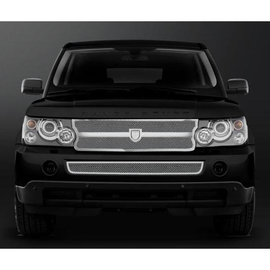2011 Land Rover Range Rover Sport Exterior: Asanti Accessories 2005-2011 Range Rover Sport (Verona