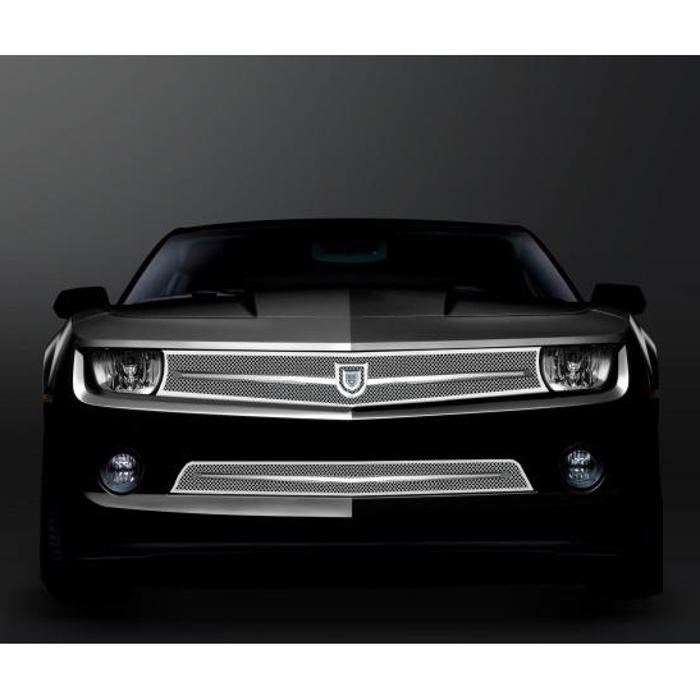 (Carta) 2010-2012 Chevrolet Camaro ZL1