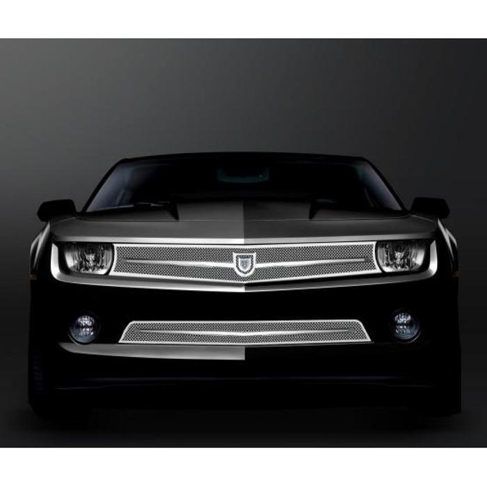 (Carta) 2010-2012 Chevrolet Camaro SS
