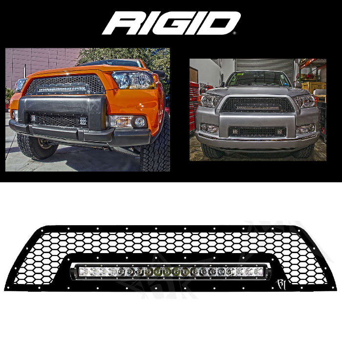 UPPER LED GRILLE 2010-2013 TOYOTA 4RUNNER
