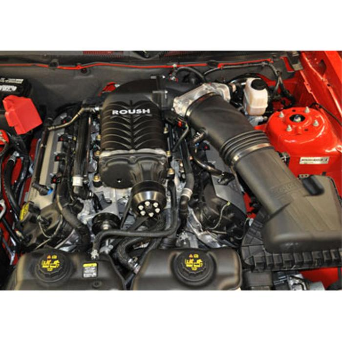 2011-2014 Ford Mustang Supercharger - Phase 1 575 HP Calibrated