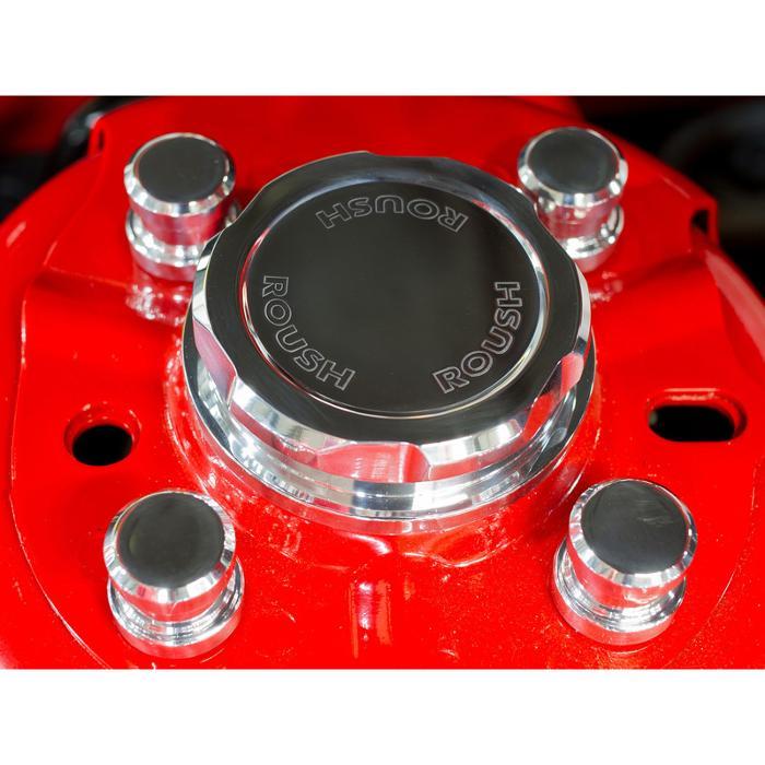 2005-2010 Mustang Polished Billet Strut Tower Cap Kit