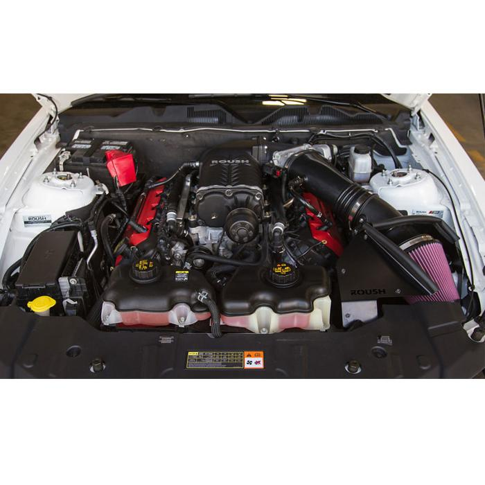 2011-2014 Ford Mustang Supercharger - Phase 3 675 HP Calibrated