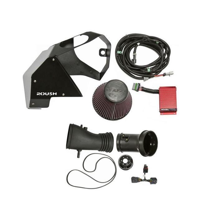 2011-2014 5.0L Mustang ROUSH Phase 1 to Phase 3 Supercharger Upgrade Kit
