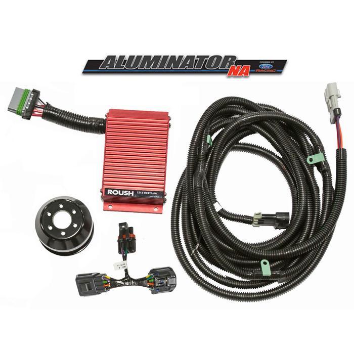 2011-2014 5.0L Ford Aluminator Engine - ROUSH Phase 2 to Phase 3 Supercharger Kit