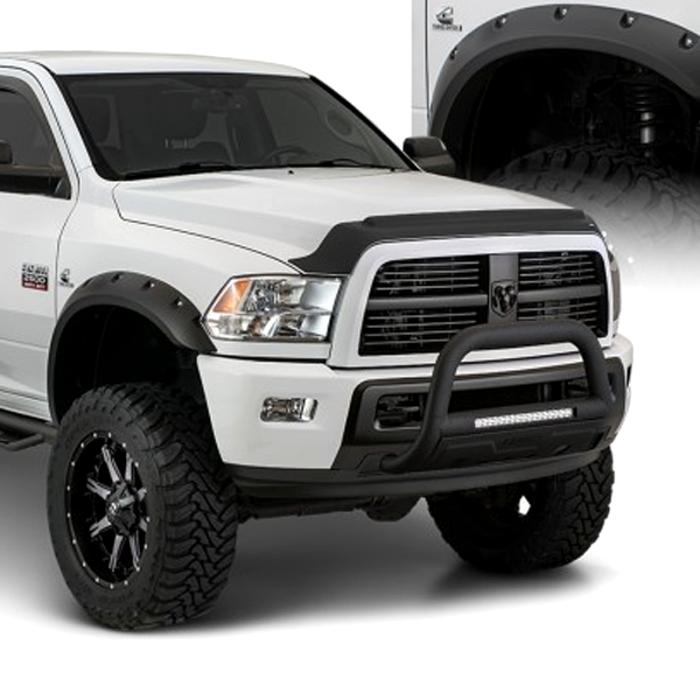2002 Dodge Ram 1500 Accessories >> Bushwacker Pocket Style Fender Flares 2002 2008 Dodge Ram