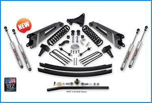 ReadyLift Ford Super Duty 5in Lift Kit Series 3