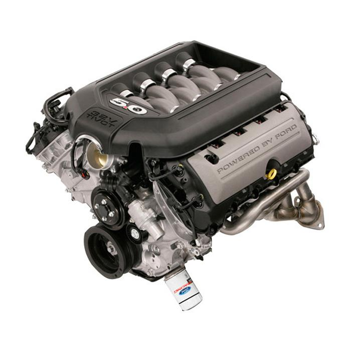 2011-2012 5.0L DOHC Aluminator Crate Engine – Naturally Aspirated – Ford Racing