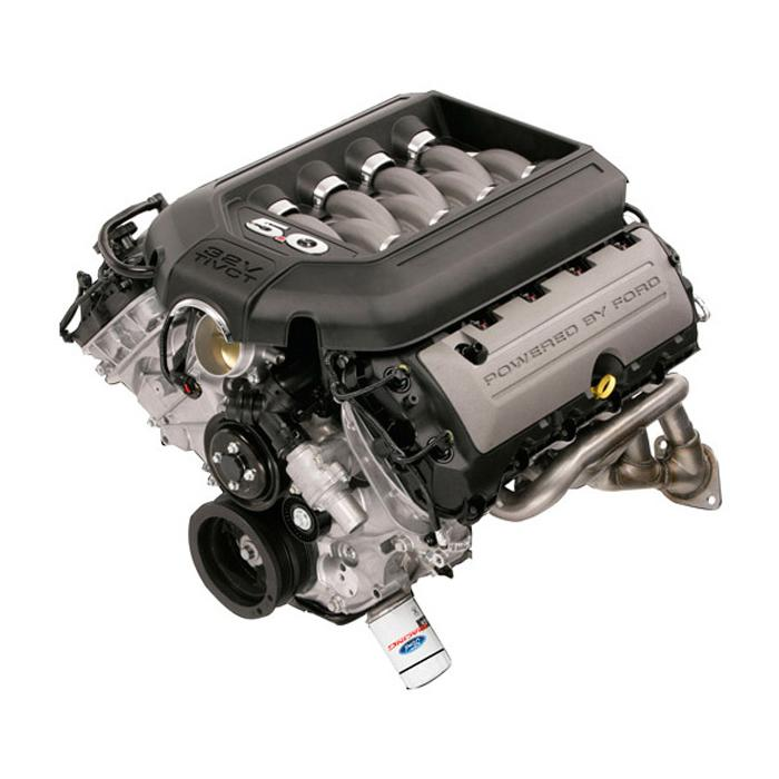 2011-2012 5.0L DOHC Aluminator Crate Engine – Supercharged App – Ford Racing