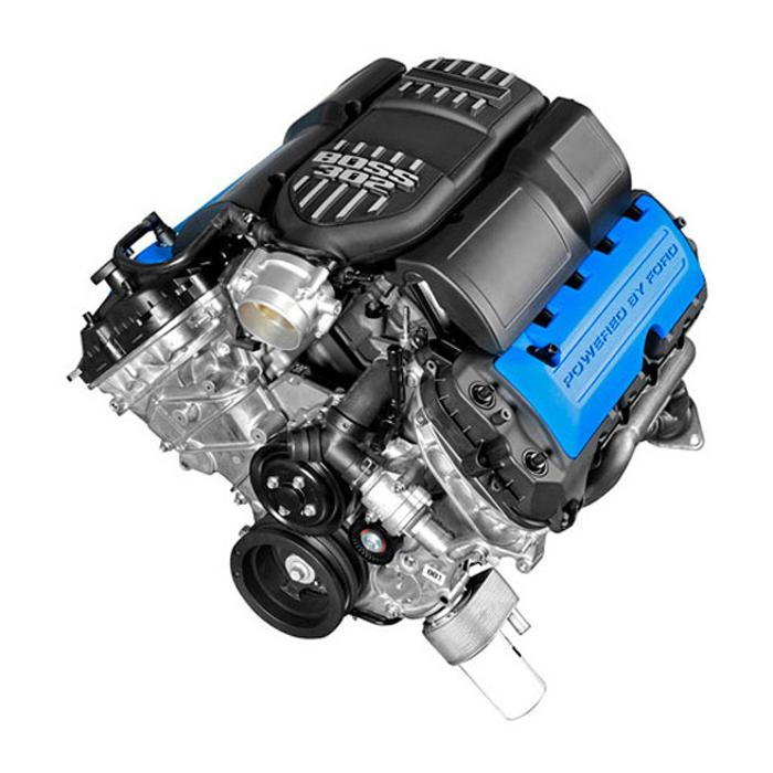 2011-2014 5.0L Mustang BOSS 302 Crate Engine – Ford Racing
