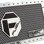 Chevrolet SilveradoHD 2500, 3500 Chrome Mesh Grille