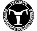 Triumph Forged Wheels