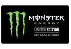 Monster Energy LE Wheels