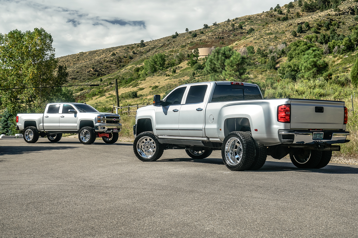 American Force Super Dually Series 611 Independence Sd Wheels