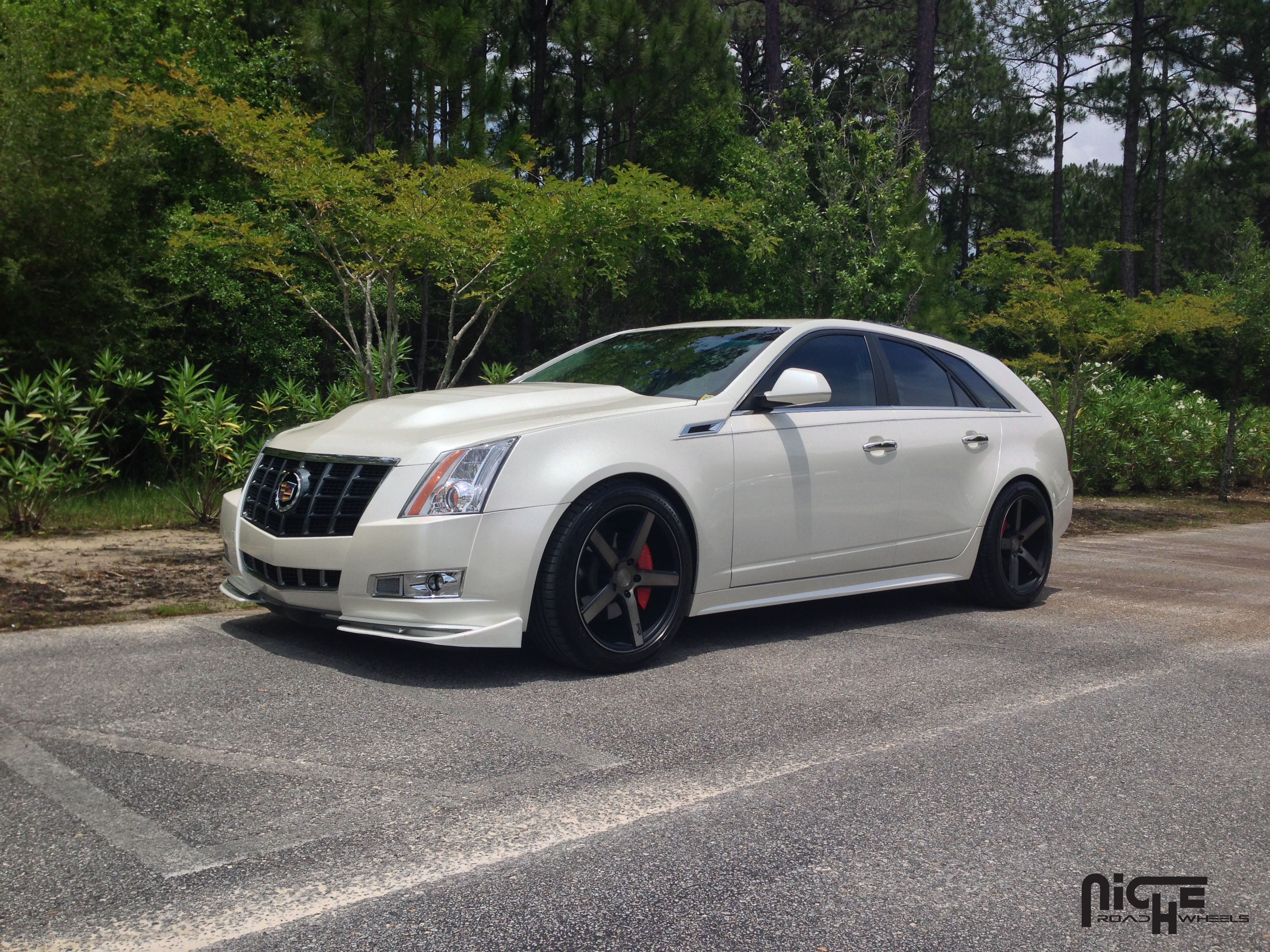 Car Cadillac Cts Wagon On Niche Sport Series Milan