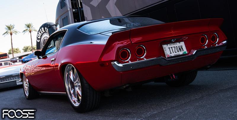 Car | Chevrolet Camaro on Foose Nitrous - F201 Wheels ...