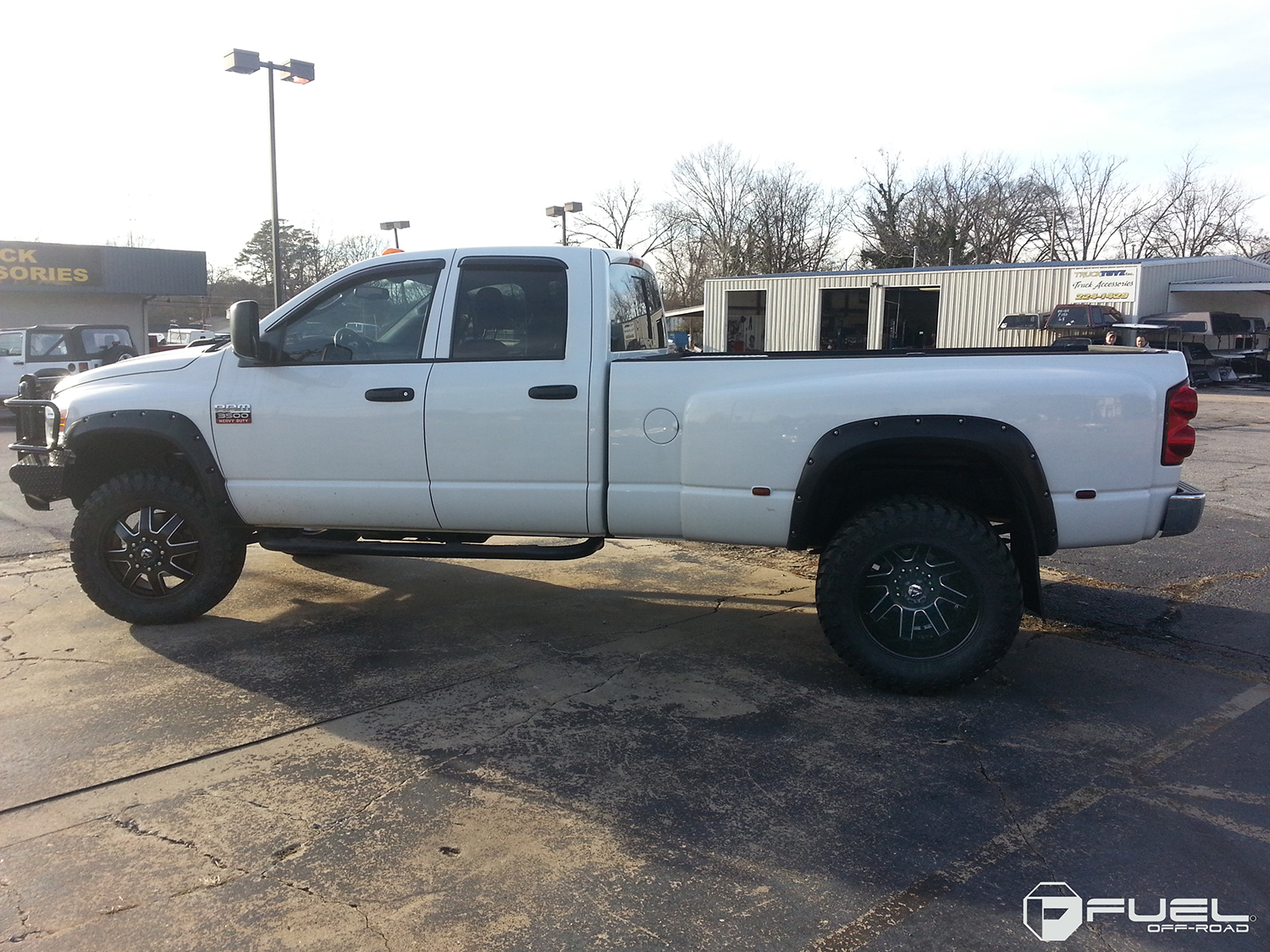car dodge ram 3500 on fuel dually maverick dually rear. Black Bedroom Furniture Sets. Home Design Ideas