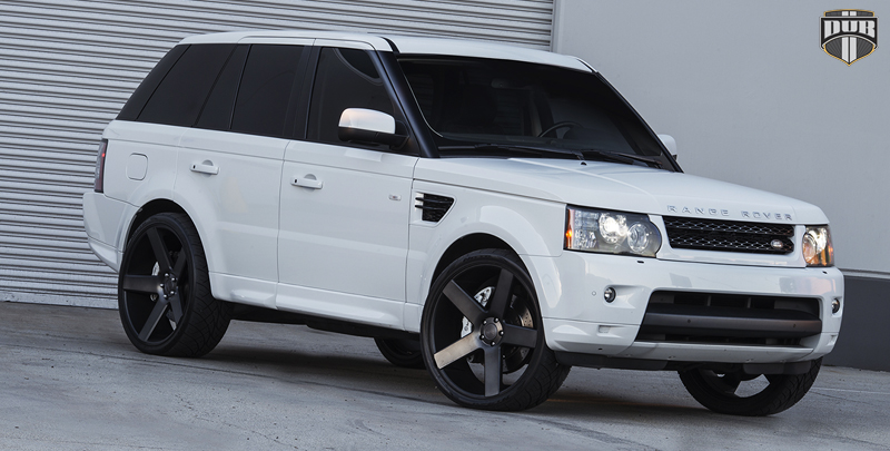 car land rover range rover sport on dub 1 piece baller s116 wheels california wheels. Black Bedroom Furniture Sets. Home Design Ideas