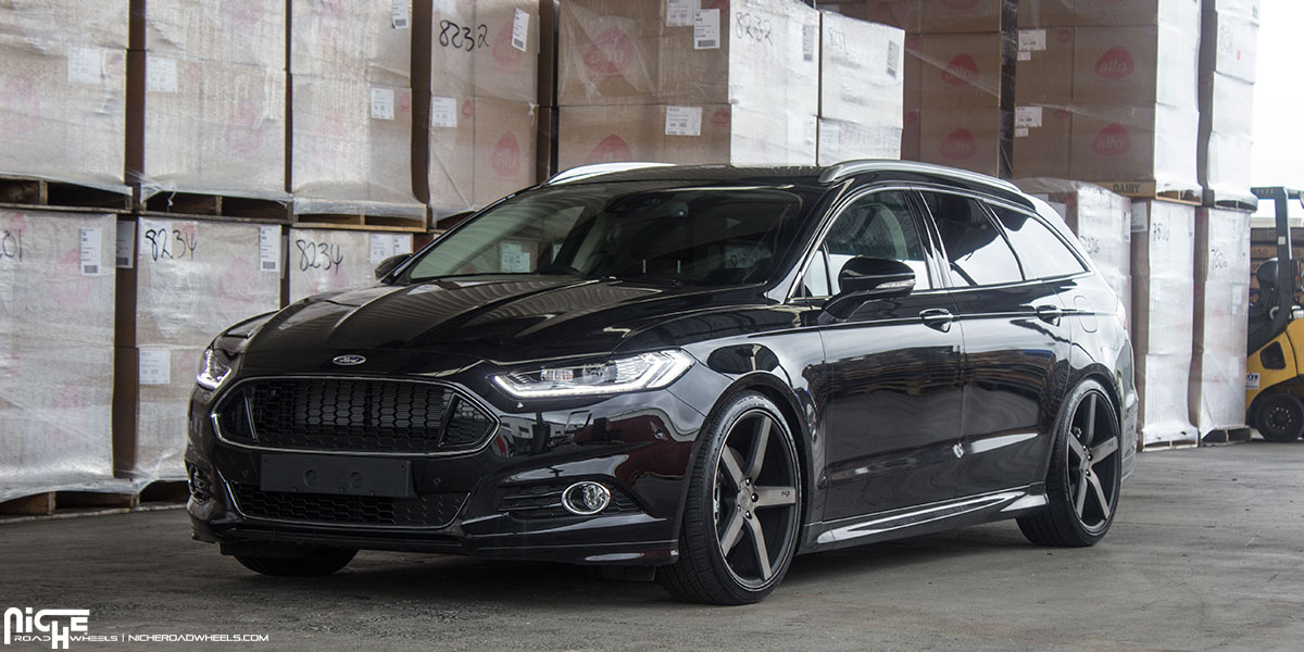 Car Ford Mondeo On Niche Sport Series Milan M134