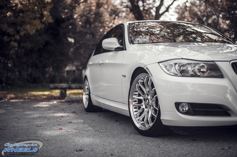 car bmw   mrr design gt wheels california wheels