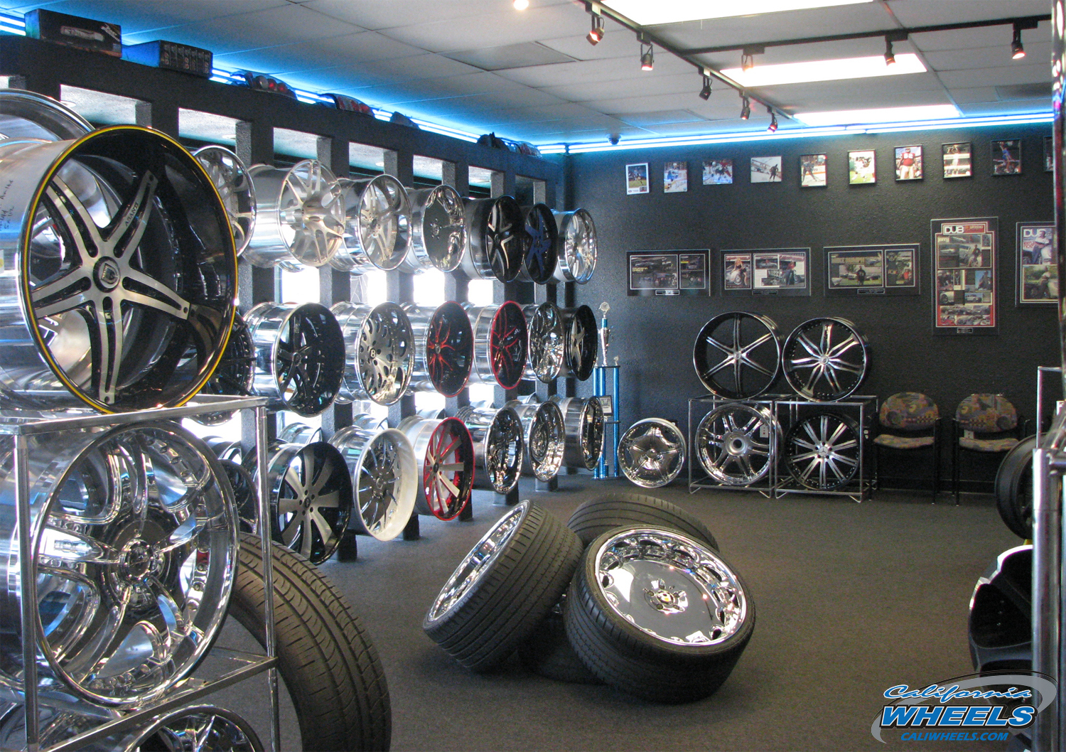 Truck Lift Shops >> Car | California Wheels San Jose Shop on Wheels | California Wheels