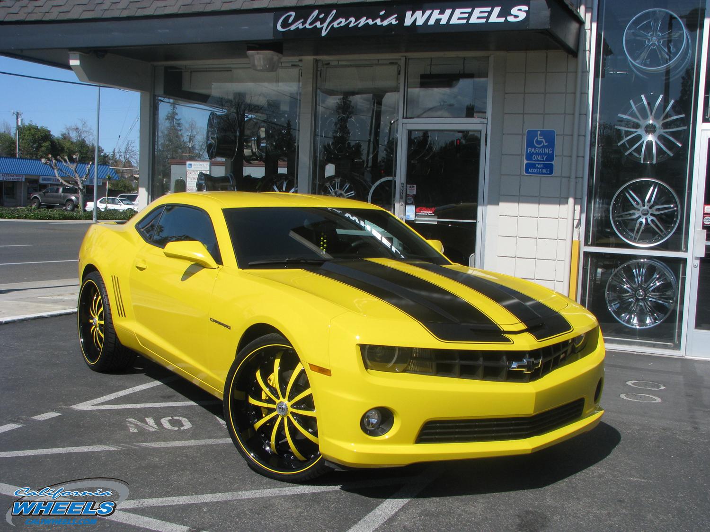 car chevrolet camaro on lexani lss 10 wheels california wheels. Black Bedroom Furniture Sets. Home Design Ideas