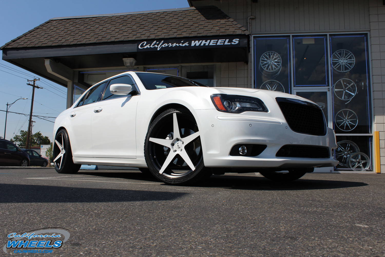 wheels black rim packages w on executive ace machined aceexecutiveblk and chrysler custom lip tire models