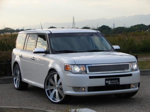 Lexus San Jose >> Car | Ford Flex on Forgiato OTTO Wheels | California Wheels