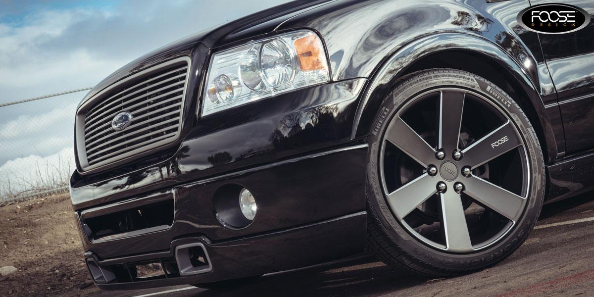 Car | Ford F-150 on Foose Switch - F158 Wheels ...