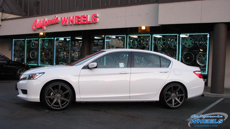Honda Accord Vossen Cv