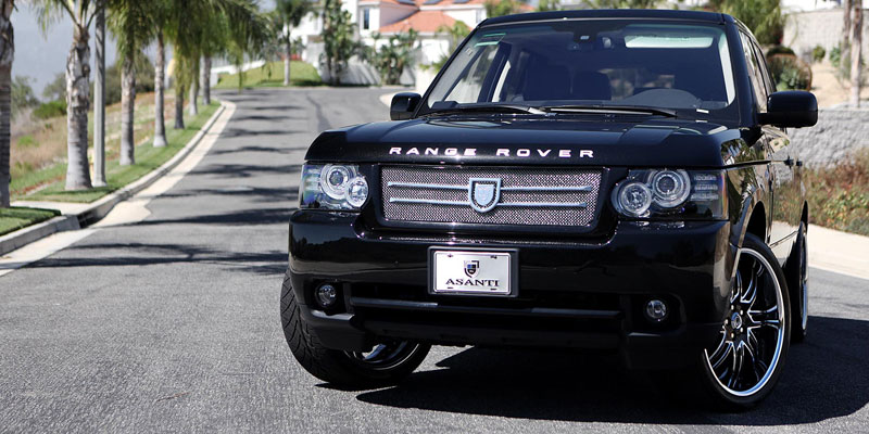 vehicle 1900 range rover