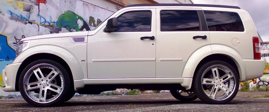 car dodge nitro  forgiato estremo wheels california wheels
