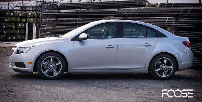 Car | Chevrolet Cruze on Foose Legend (PVD) - F103 Wheels ...
