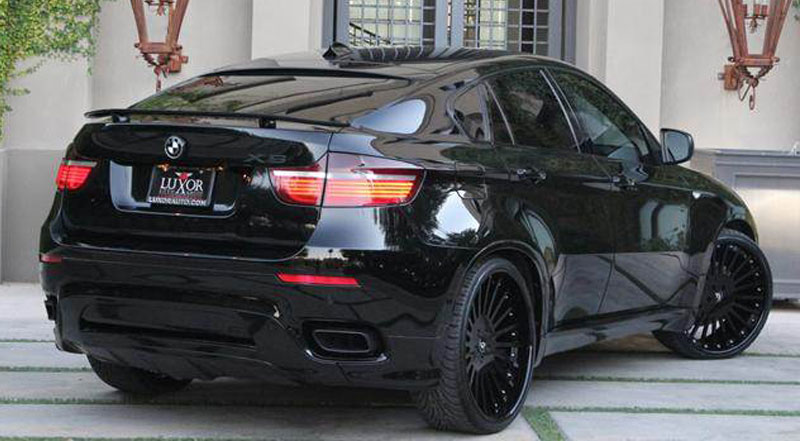 Car Bmw X6 On Forgiato Disegno Wheels California Wheels