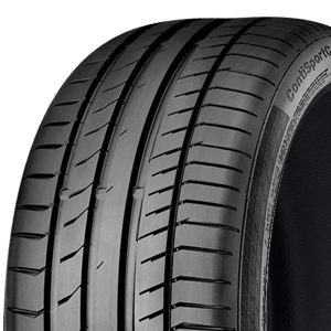 Continental Tires ContiSportContact 5 SSR Tire