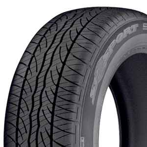 Dunlop Tires SP Sport 5000 (Symmetrical) Tire