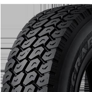 General Tires Grabber OA Wide Base Tire