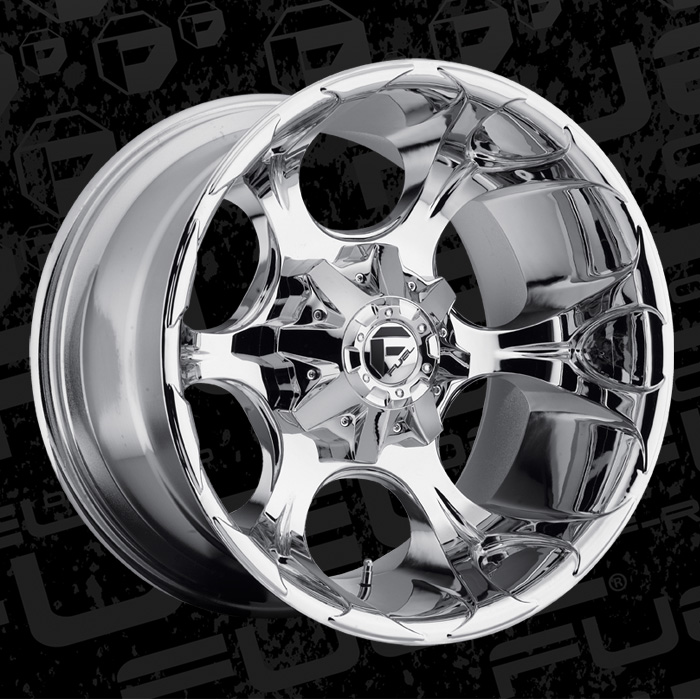 Fuel 1 Piece Wheels Dune D522 Wheels California Wheels