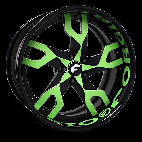 Forgiato Basamento Wheels California Wheels