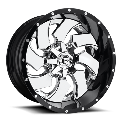 fuel 2 piece wheels cleaver d240 wheels california wheels 1953 GMC Truck Parts 5 lug cleaver d240