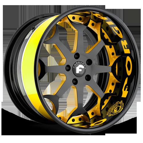 Forgiato CAPOLAVARO Wheels | California Wheels