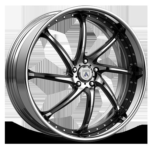 Asanti Wheels Elt880 Wheels