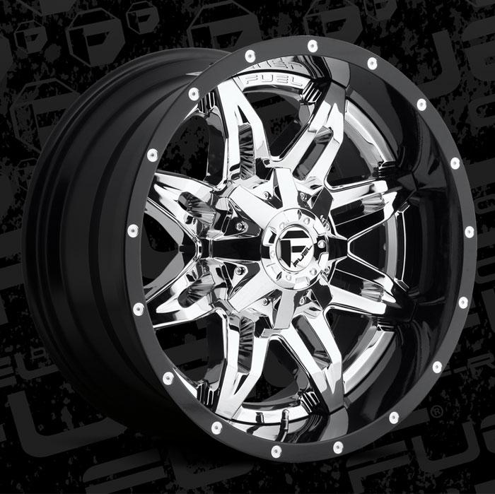 Moto Metal Wheels >> Fuel 2-Piece Wheels Lethal - D266 Wheels | California Wheels