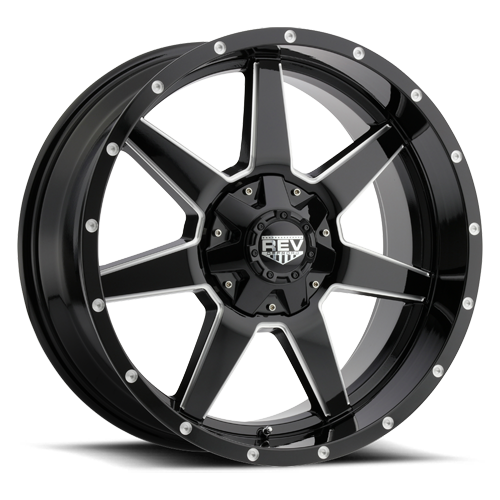 Rev Offroad 875 Wheels