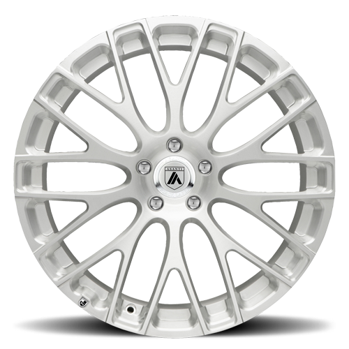Asanti Wheels Monoblock Slate Wheels