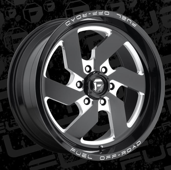 fuel 1 piece wheels turbo 6 d582 wheels california wheels. Black Bedroom Furniture Sets. Home Design Ideas