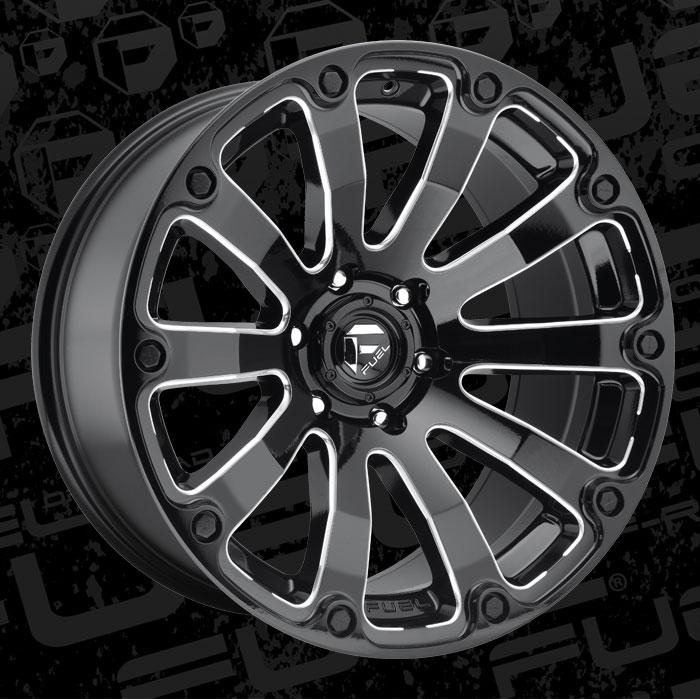 Fuel Wheels 20x9 >> Fuel 1-Piece Wheels Diesel - D598 Wheels   California Wheels